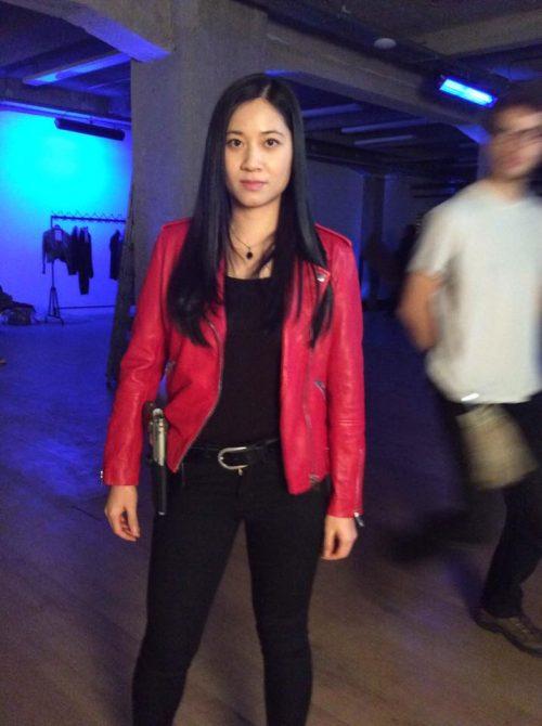 Geneviève Doang - Dragon Race - Actrice combats - Actrice Kung Fu